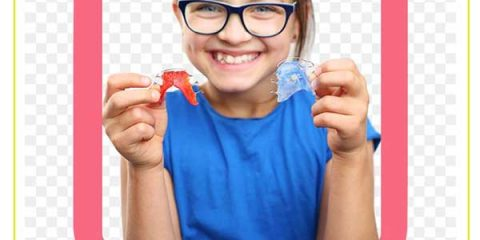 Children's dental orthodontics